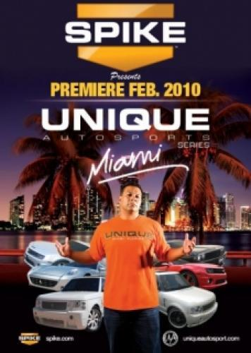 Unique Autosports: Miami next episode air date poster