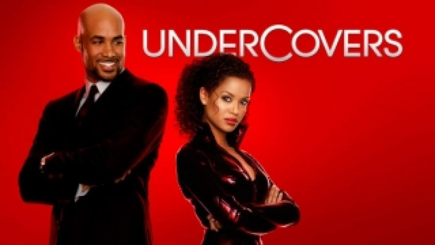 Undercovers next episode air date poster