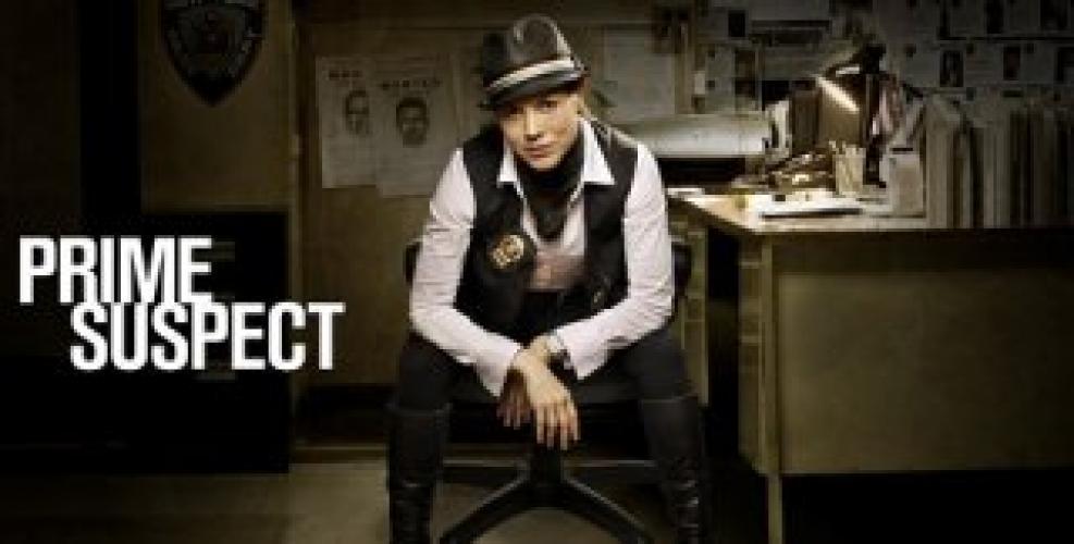 Prime Suspect (2011) next episode air date poster
