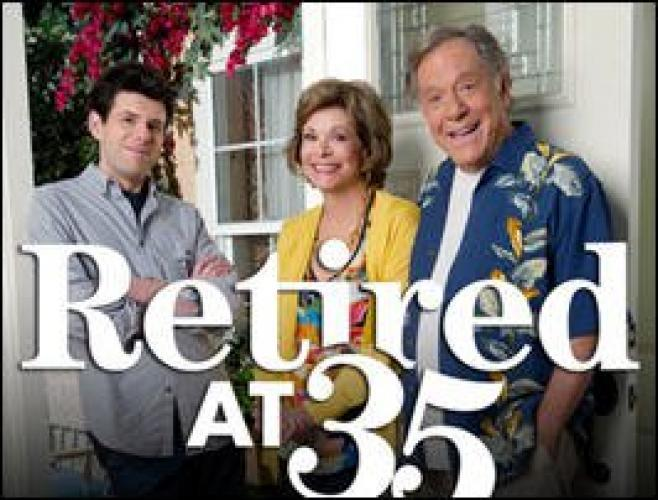 Retired at 35 next episode air date poster