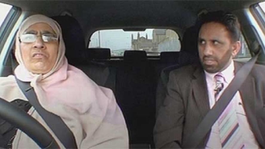 Muslim Driving School next episode air date poster