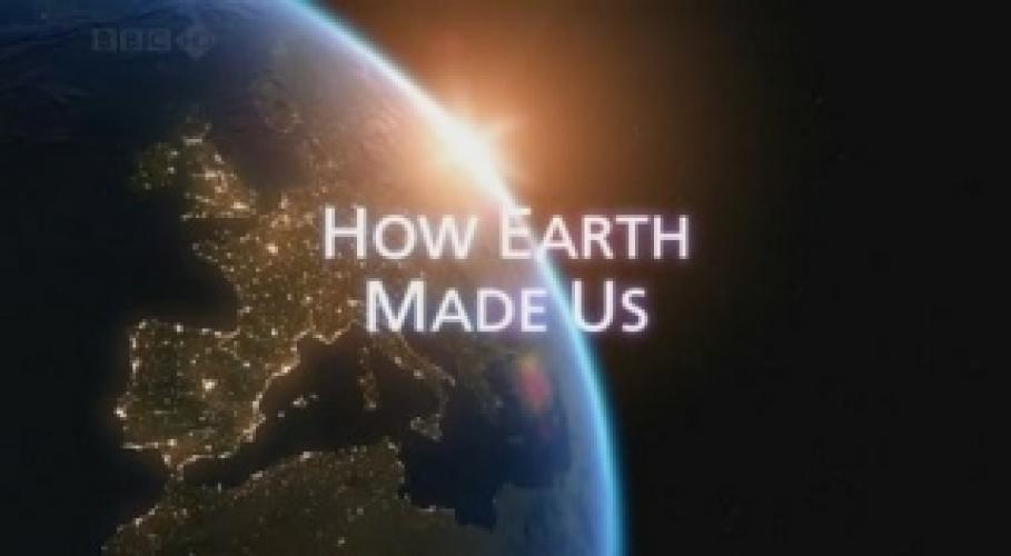 How Earth Made Us next episode air date poster