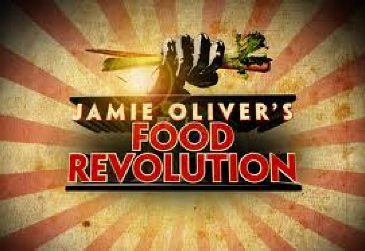 Jamie Oliver's Food Revolution next episode air date poster