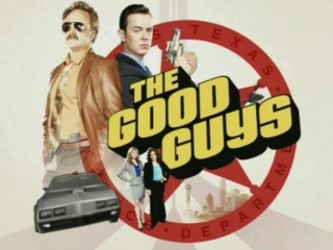 The Good Guys next episode air date poster