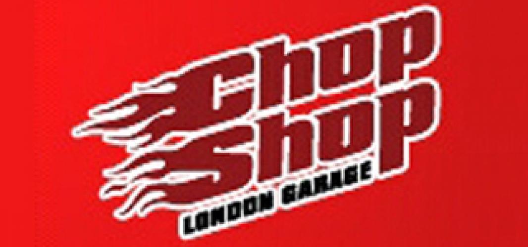 Chop Shop: London Garage next episode air date poster