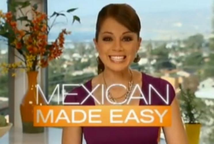 Mexican Made Easy next episode air date poster