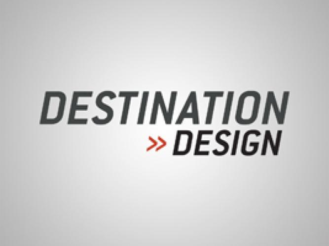 Destination Design next episode air date poster