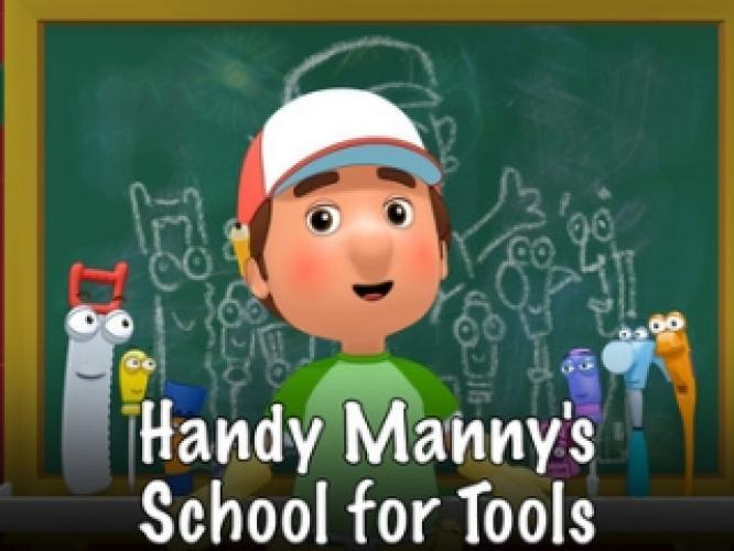 Handy Manny's School for Tools next episode air date poster