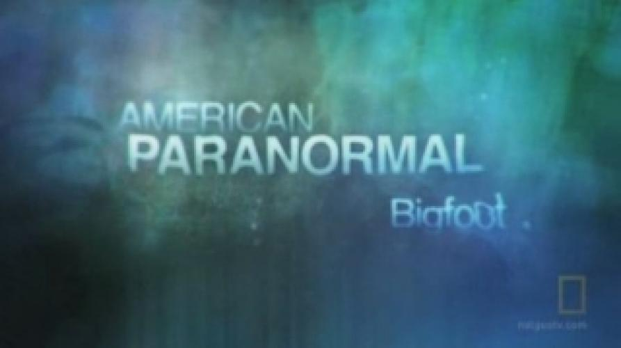 American Paranormal next episode air date poster