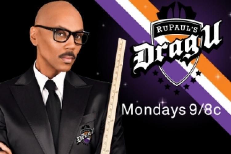 RuPaul's Drag U next episode air date poster