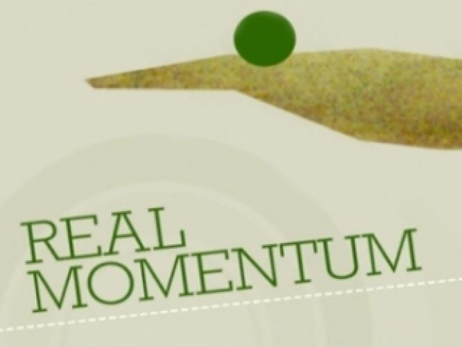 Real Momentum next episode air date poster