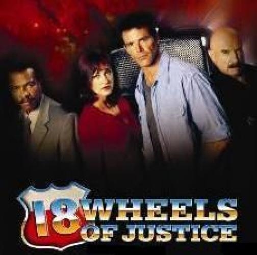 18 Wheels of Justice next episode air date poster