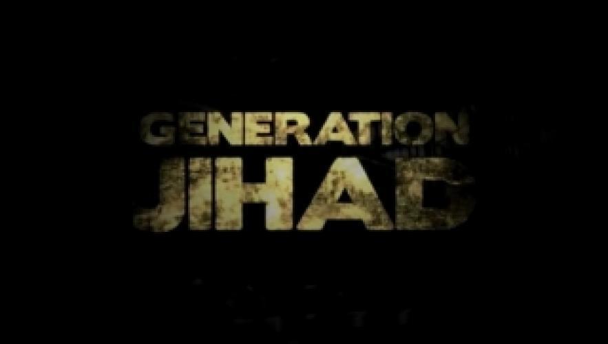 Generation Jihad next episode air date poster