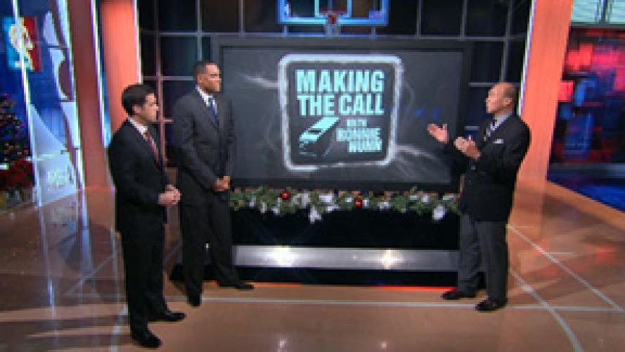 Making the Call With Ronnie Nunn next episode air date poster