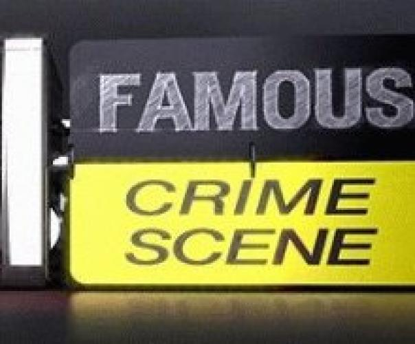 Famous Crime Scene next episode air date poster