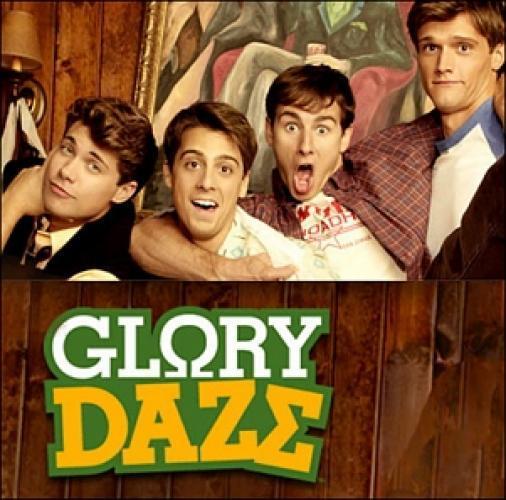 Glory Daze next episode air date poster