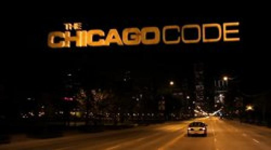 The Chicago Code next episode air date poster