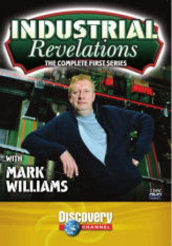 Industrial Revelations with Mark Williams next episode air date poster
