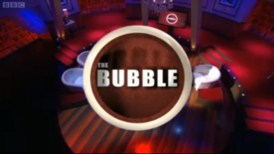 The Bubble next episode air date poster