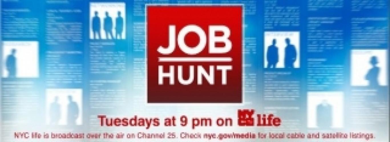 Job Hunt next episode air date poster