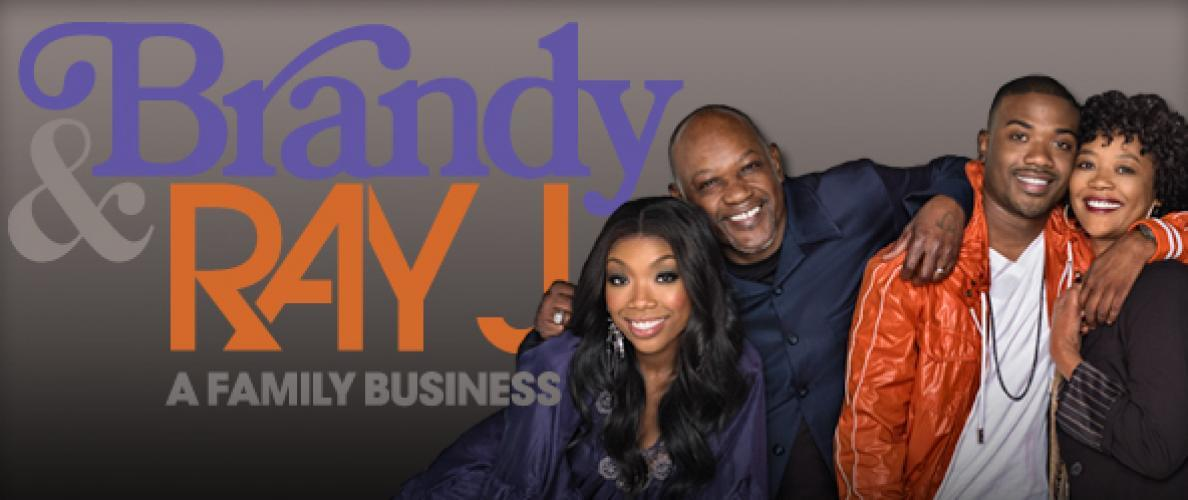 Brandy and Ray J: A Family Business next episode air date poster