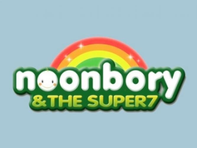 Noonbory and the Super Seven next episode air date poster