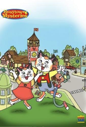 Busytown Mysteries next episode air date poster