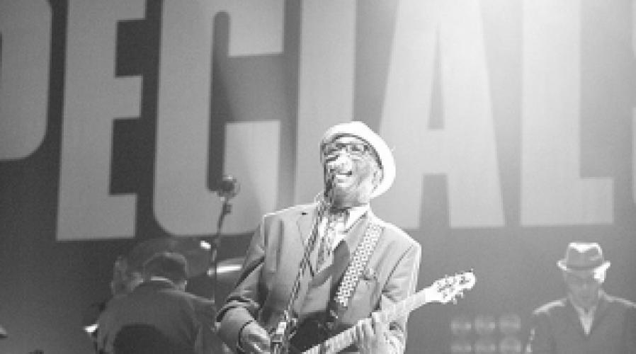 The Specials In Concert next episode air date poster