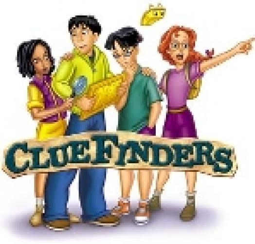 The ClueFinders next episode air date poster