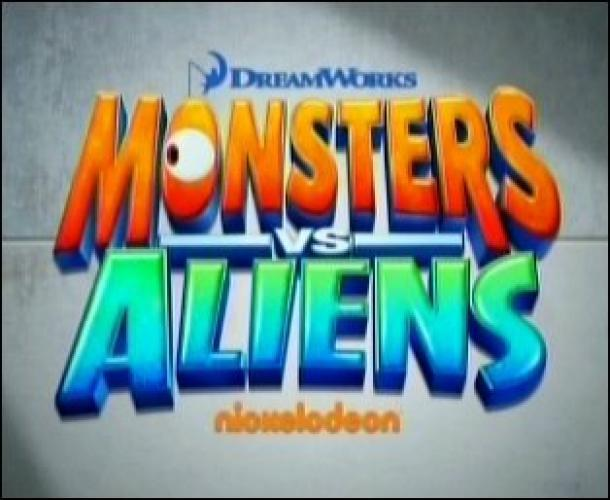 Monsters vs. Aliens next episode air date poster