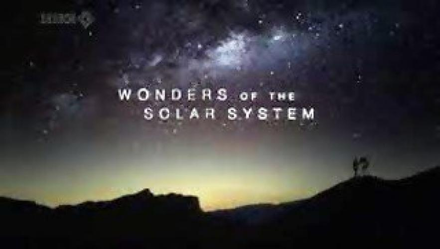 Wonders of the Solar System next episode air date poster