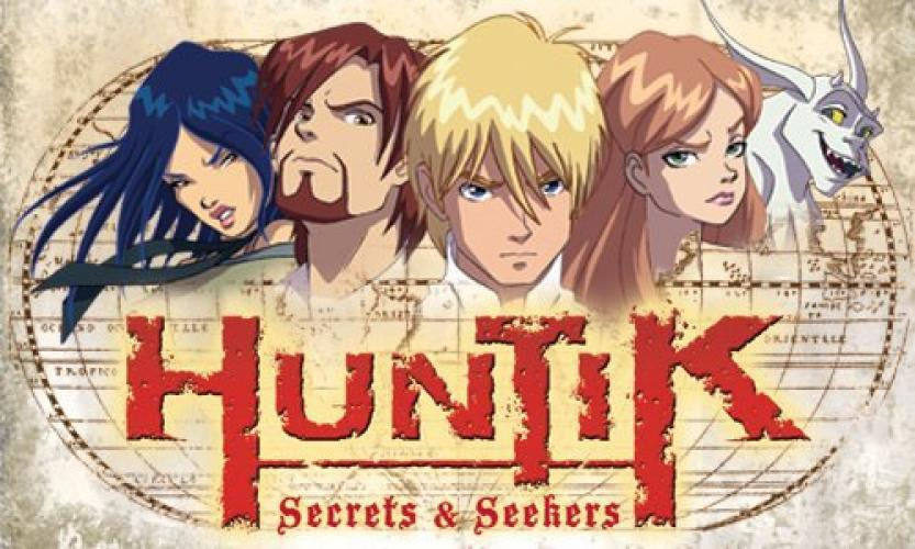 Huntik-Secrets and Seekers next episode air date poster