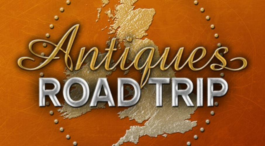 Antiques Road Trip next episode air date poster