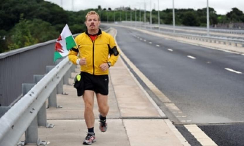 Eddie Izzard: Marathon Man next episode air date poster