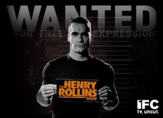 Henry Rollins: Uncut next episode air date poster