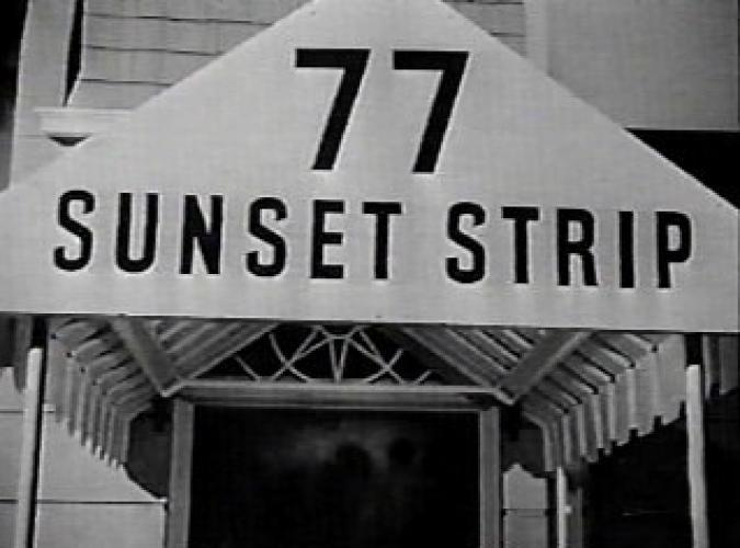 77 Sunset Strip next episode air date poster