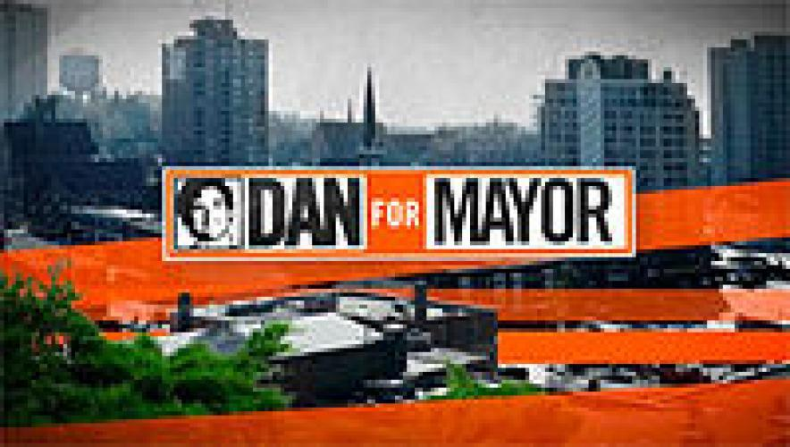 Dan for Mayor next episode air date poster