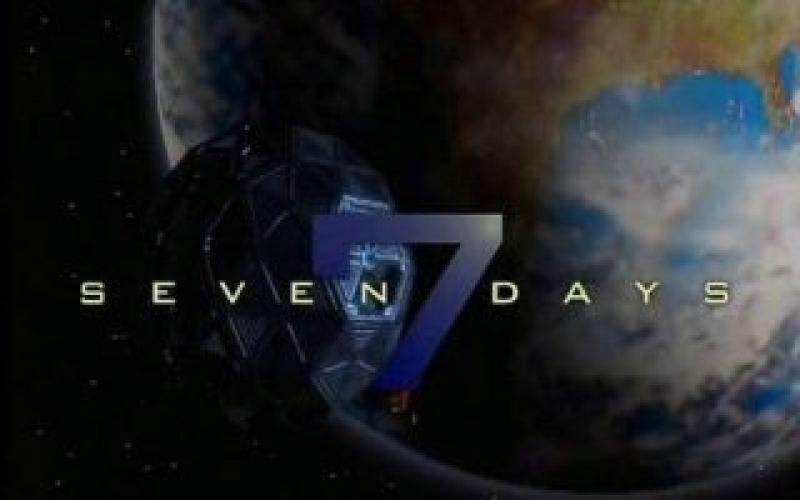 7 Days next episode air date poster