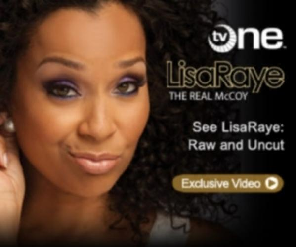 Lisaraye: The Real McCoy next episode air date poster