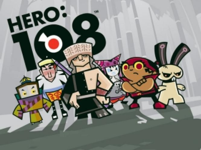 Hero: 108 next episode air date poster