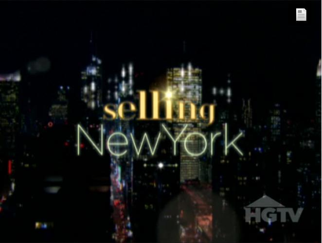 Selling New York next episode air date poster