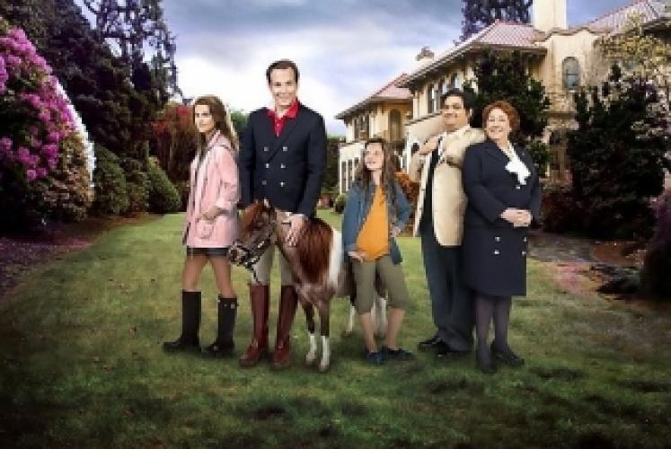 Running Wilde next episode air date poster
