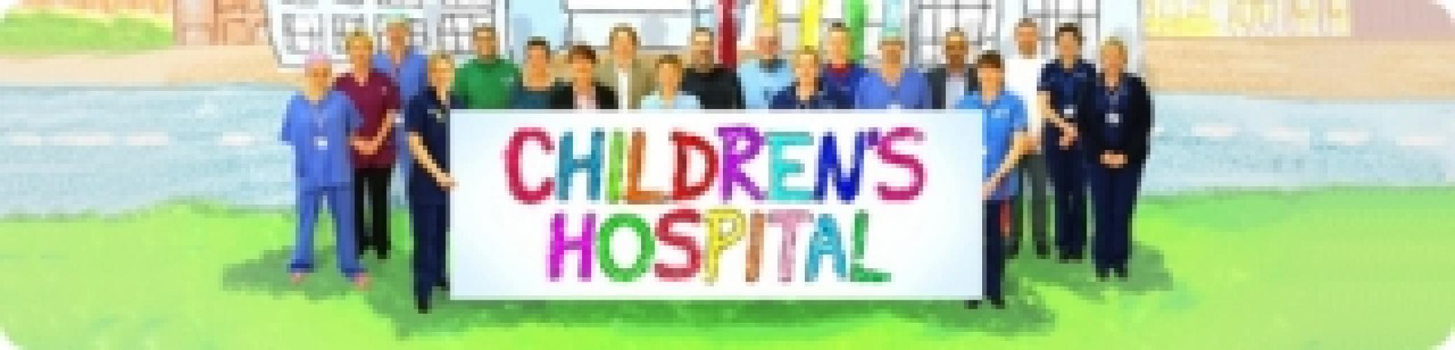 Children's Hospital (UK) next episode air date poster