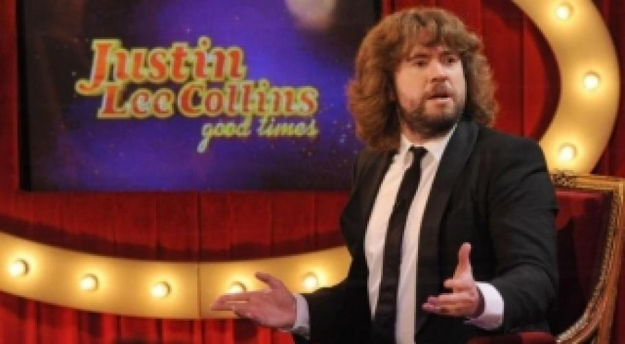 Justin Lee Collins: Good Times next episode air date poster