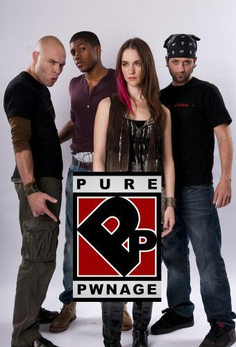 Pure Pwnage: Teh TV Show next episode air date poster