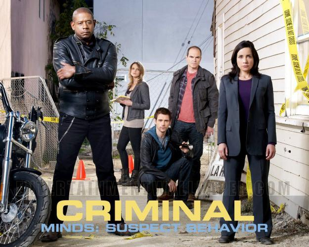 Criminal Minds: Suspect Behavior next episode air date poster