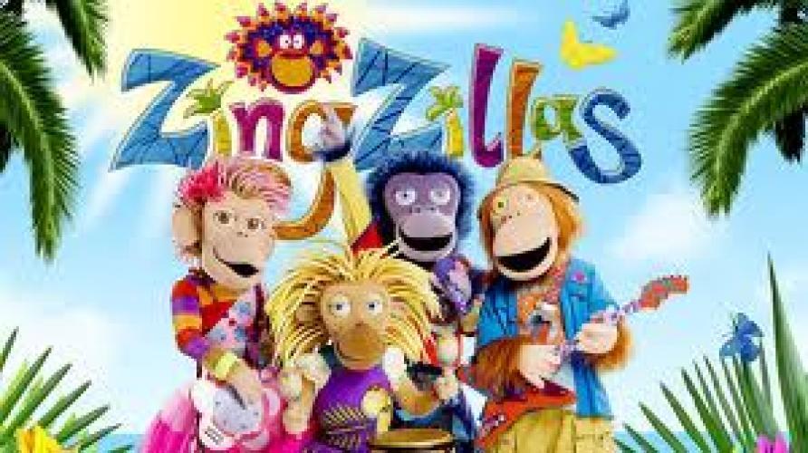 ZingZillas next episode air date poster