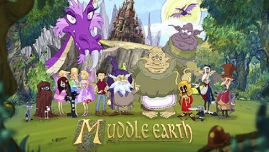 Muddle Earth next episode air date poster
