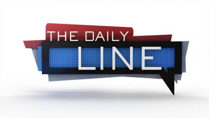 The Daily Line next episode air date poster