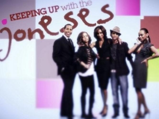 Keeping Up with the Joneses next episode air date poster